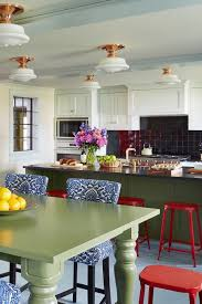 kitchen cabinets what color table 15 best green kitchens ideas for green kitchen design