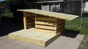 pallet dog house building tips dog house design name kunts