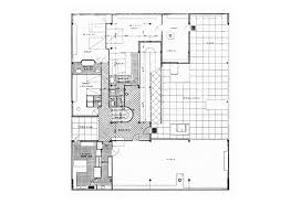 Gurdwara Floor Plan by Villa Savoye Le Corbusier U0027s Machine Of Inhabit Metalocus