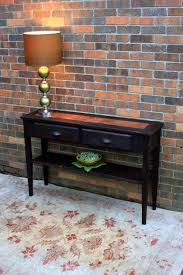 Small Entry Table by Console Table Copper Sofa Table Dark Sofa Table Entry