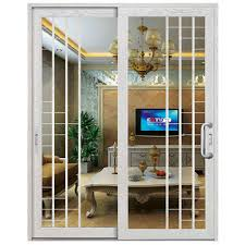Exterior Aluminum Doors China Aluminum Doors Exterior Glass Sliding Door From Foshan