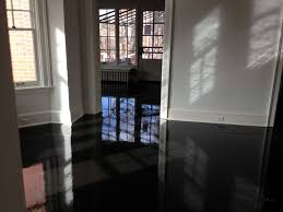 high gloss black oak floors contemporary denver by t g flooring