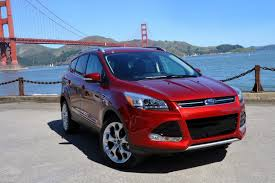Ford Escape Ecoboost - ford advises 2013 escape 1 6l ecoboost owners to stop driving