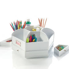Revolving Desk Organizer by Spinning Desk Organiser Favorite Office Supplies Pinterest