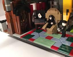 lego ideas addams family mansion