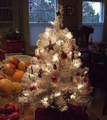 small white christmas tree 3 ft white tree