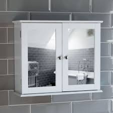 Mirrored Wall Cabinet Bathroom Bathroom Mirror Wall Cabinet Ebay