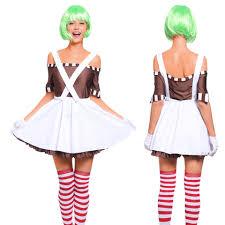 Oompa Loompa Costume Halloween Costumes For Short Girls Women Com