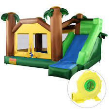 Fisher Price Barn Bounce House Inflatable Bouncers Ebay