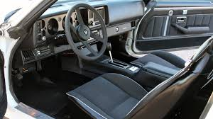1981 Camaro Interior 1981 Chevrolet Camaro Z28 F165 1 Kissimmee 2015