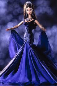 queen sapphires barbie glorious doll series