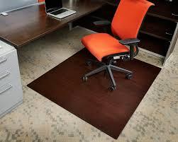 Chair Mat For Hard Floors Office Chair Mat Bamboo Chair Mats Are Foldable Office Desk Mats