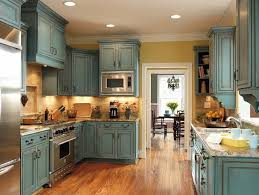 distressed kitchen furniture distressed green kitchen cabinets applying the distressed