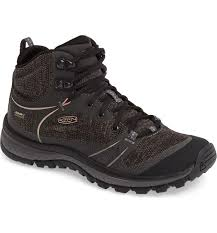 womens boots for hiking keen terradora waterproof hiking boot nordstrom