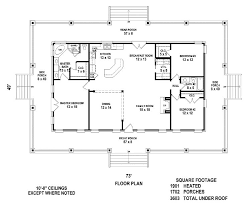 open country floor plans small open country house plans house decorations