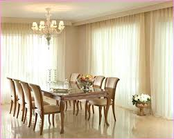 Creative Curtain Ideas Formal Dining Room Window Treatment Ideas Creative Curtain Designs