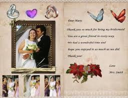 Words For Wedding Thank You Cards How To Write A Wedding Thank You Card