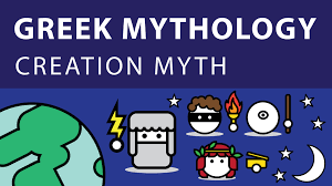 greek mythology i creation myth youtube
