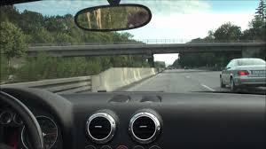 audi tt 3 2 roadster dsg hgp biturbo 160 240 offen youtube