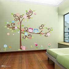 Nursery Owl Wall Decals Wall Stickers Diy Owl Wall Decals For Children Nursery