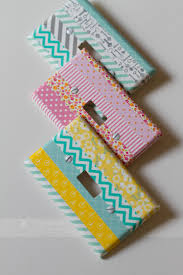 washi diy washi crafts