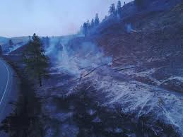 Fire Evacuations Libby Mt by Canyon Creek Fire The Latest The Spokesman Review