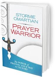 prayer warrior in padded hardback retail 18 99 stormie omartian