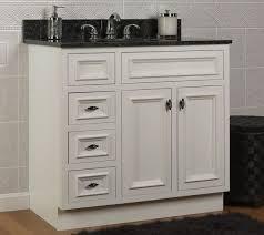 Bathroom Vanity EBay - Solid wood 32 inch bathroom vanity