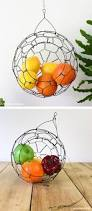 Modern Fruit Holder Best 25 Wire Fruit Basket Ideas On Pinterest Hanging Fruit