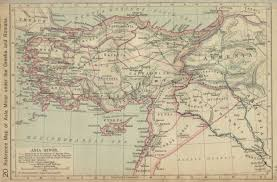 Map Of Ancient Greece A Group Of Maps Of The Ancient Superpower Of Greece