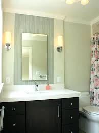 Beveled Mirror Bathroom Discount Bathroom Mirrors Higrand Co
