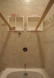 bathroom shoo holder bathroom shoo soap shelf dish shower niche recessed tile