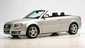 audi a4 2007 convertible audi a4 cabriolet