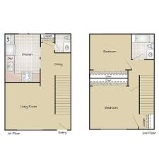 1 and 2 bedroom floor plans marquee uptown apartments