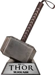 marvel thor hammer prop replica by museum replicas sideshow