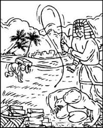 egypt map coloring page the prince of egypt staying inside the lines pinterest bible
