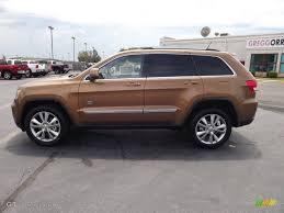 bronze jeep 2011 bronze star pearl jeep grand cherokee laredo x 70th