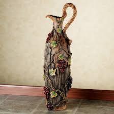 vase home decor decorative tall floor vases home design ideas