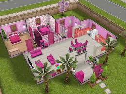 Sims House Ideas by Small And Simple Sims Freeplay House Sims Pinterest Sims And