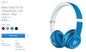 deal beats headphones portable speaker on sale at apple for at