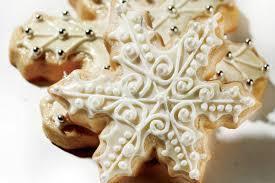 snowflake sugar cookies snowflake sugar cookies recipe bakepedia