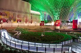 ferrari world depa global interior contracting company is an interior contractor