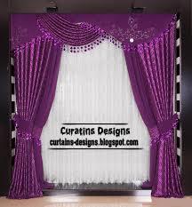 Curtain Style Turkish Purple Curtain Design For Bedroom Turkish Curtain