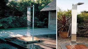 bathroom unusual outdoor shower designs for they who love anti and