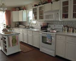 tin backsplashes for kitchens kitchen designs stunning traditional kitchen black tin backsplash