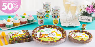 party goods party city baby shower baby showers ideas