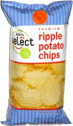 Ripple Chips Select Premium Ripple Potato Chips