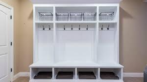 custom storage for mudroom organization marvelous woodworking