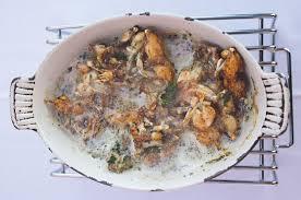 grenouille cuisine recette grenouilles à l accent bien français