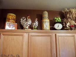 Best Above Cabinets Staging Images On Pinterest Home Above - Kitchen decor above cabinets